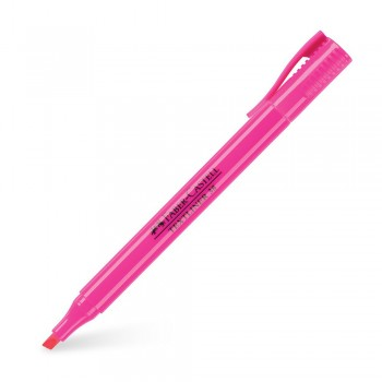 Faber Castell 38 Highlighter Textliner Pink (157728)