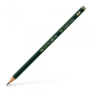 Faber-Castell 9000 Graphite Pencil 5H