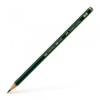 Faber-Castell 9000 Graphite Pencil 7B