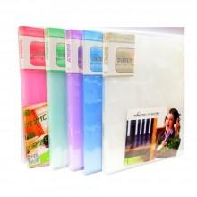 Kobest A4 30 Pocket Clear Book (A3023)