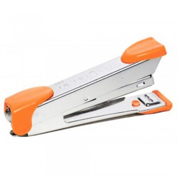 MAX HD-10 Tokyo Design  Manual Stapler - Orange (Item No: B07-12 HD10ORG)