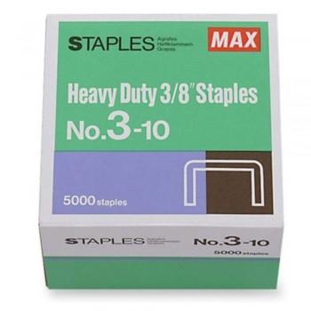 MAX Staples No.3-10 Bullet (Item No: B07-17 MAX3-10) A1R2B248