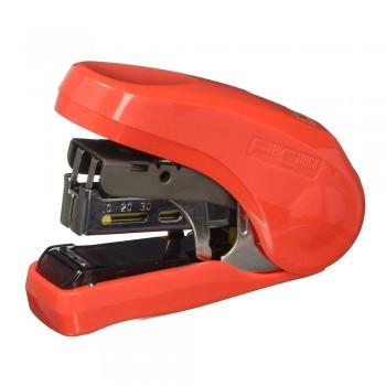 Max HD-10 Flat-Clinch Light Effort Stapler Orange