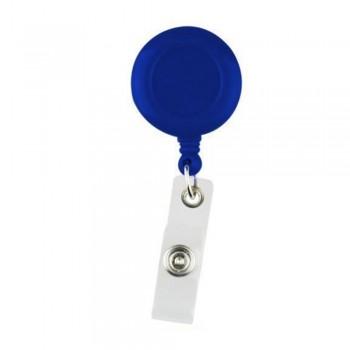 Yoyo Name Badge Clip 10pcs/packet - Blue