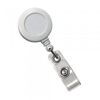 Yoyo Name Badge Clip 10pcs/packet - White