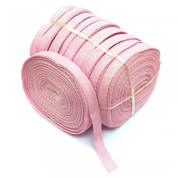 Cotton Tape - 10 Rolls / Pack - Pink (Item No: B01-09 CT-PK) A1R2B9