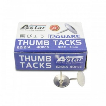 Thumb Tack - E2121A (Item No: B01-32) A1R2B31