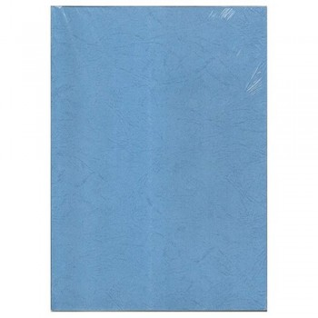 Binding Cover Paper Dark Blue - 230gsm, 100sheets