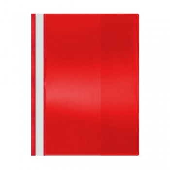809A Management File A4 size Red