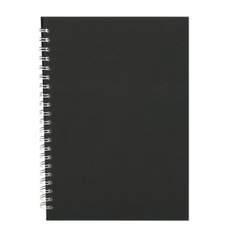 A4 Wire-O Sketch Book Top Side 135GSM 20sheets