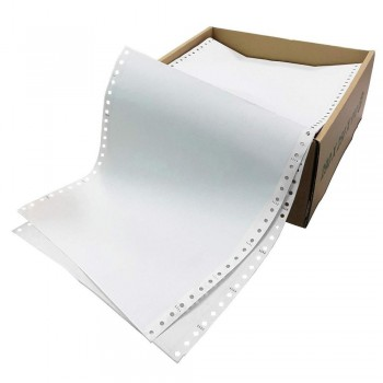 "Computer Form 2 ply NCR 9.5"" x 11"" - (1000 Fans)"
