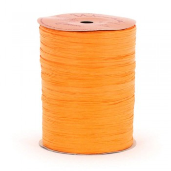 Ribbon Paper 25m Orange