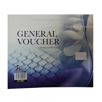 Standard General Voucher 50's (GV5567)
