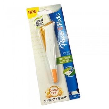 Papermate Correction Tape DryLine® Ultra - Orange Twist SM45008053-O (Item No: A17-01 CT-ORG)