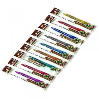 Pilot BeGreen REXGRIP Mechanical Pencil - 0.5mm VALUE PACK (Item No: A01-23 V0.5MM) A1R1B211