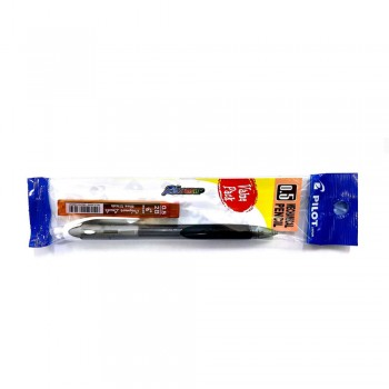 Pilot Rex Grip Mechanical Pencil Value Pack 0.5 mm Pastel Black