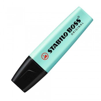 Stabilo Boss Pastel Turquoise Highlighter (70/113)