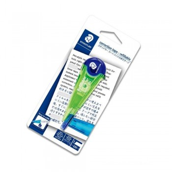 Staedtler Correction Tape Green (5mm x 6m)
