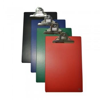 SUPER 1496 Jumbo Clipboard + Back Pocket - Mix Color