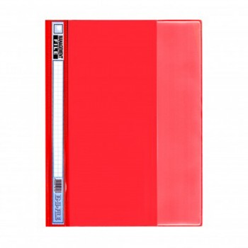 EMI 1807 Management File (Red)
