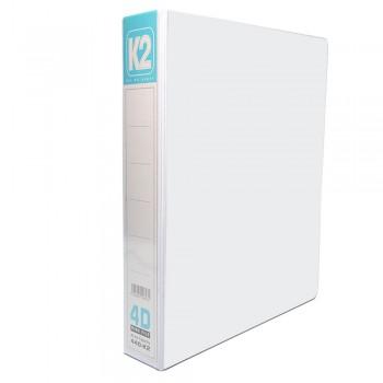 K2 40mm 4D ring file