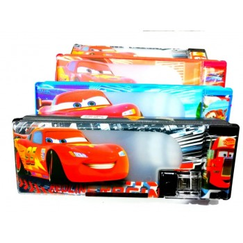 KM Cars Pencil Case (KM-5100Q)