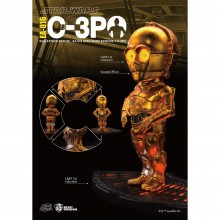 EA-016 Star Wars Episode V C-3PO Egg Attack Statue