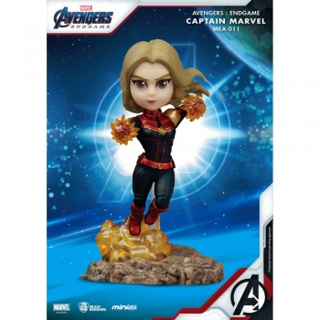 MEA-011 Avengers Endgame Captain Marvel (Paper Box)
