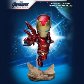 MEA-011 Avengers Endgame Iron Man MK50 (Window Box)