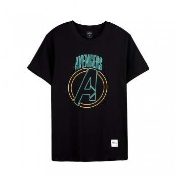 Avengers Series Tee Avenger Group 16 - Black