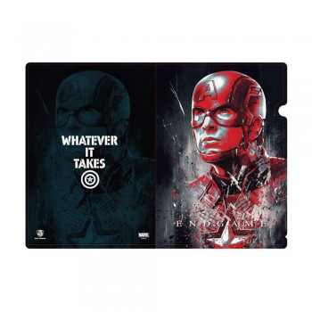 Avengers Infinity War: Captain America series L Folder