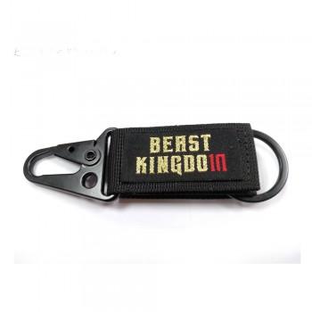 Beast Kingdom Series BK10TH Key Chain - (Black, F)