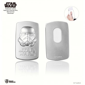 STA-SW-STA-002 Rogue One: A Star Wars Story Card Case Stormtrooper