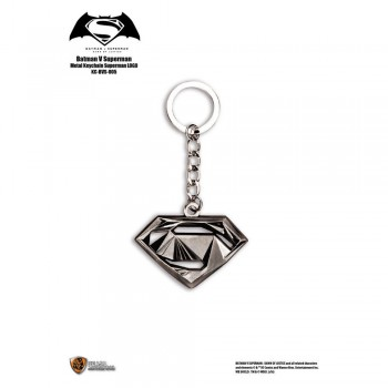 Batman V Superman: Metal Keychain - Superman Logo (KC-BVS-005)