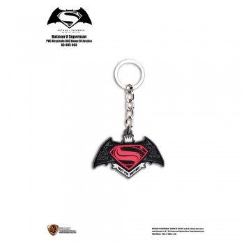 Batman V Superman: PVC Keychain - Dawn Of Justice (KC-BVS-003)