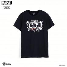 Marvel Kawaii Tee Venom - Black