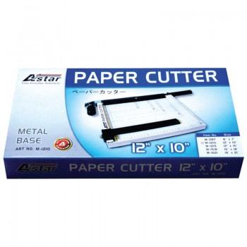 "Astar M1210 Paper Cutter Trimmer 12"" x 10"""