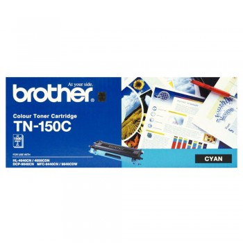 Brother TN-150 Standard Toner Cartridge - Cyan