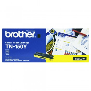 Brother TN-150 Standard Toner Cartridge - Yellow