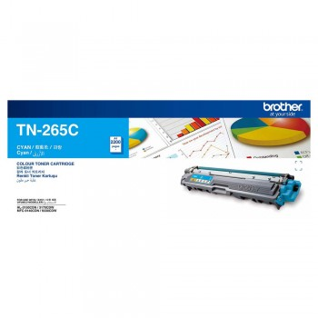 Brother TN-265 Cyan Toner Cartridge