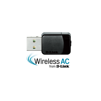 D-LINK DWA-171 WIRELESS AC 600MBPS DUAL BAND USB ADAPTER