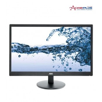 "(AONE) AOC 19.5"" E2070SWNE WIDE LED MONITOR"