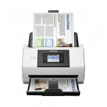 Epson DS-780N High Speed A4 Duplex Sheet Feed Document Scanner