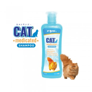 EOSG Cat Medicated Shampoo