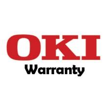 Oki Warranty 1+4 years
