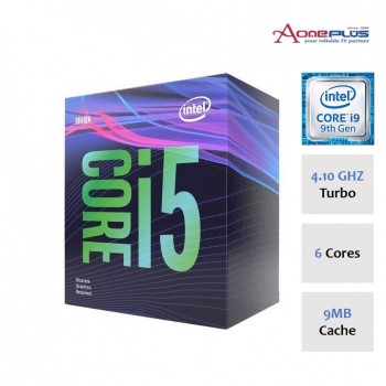 INTEL CORE I5-9400F 2.90GHZ LGA1151 PROCESSOR
