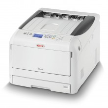 OKI C833n A3 Color Printer C800 Series Network LED Printer - 46396616