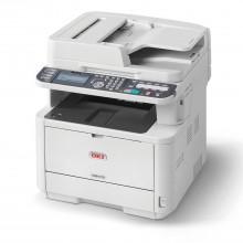 OKI MB472dnw A4 Mono Printer 4-in-1 MB400 Series Duplex, Network, Wireless LAN LED Printer - 45762104