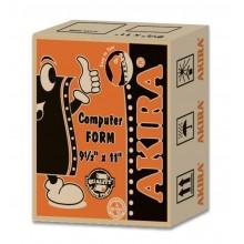 "Akira Orange Ncr 3Ply W 9.5"" X 11"" (300Fans 2Up)"