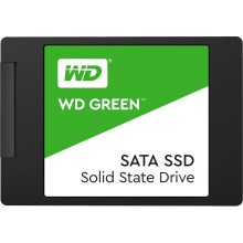 """(AONE) WD 240GB GREEN 2.5"""" SATA SOLID-STATE DRIVE (WDS240G2G0A)"""